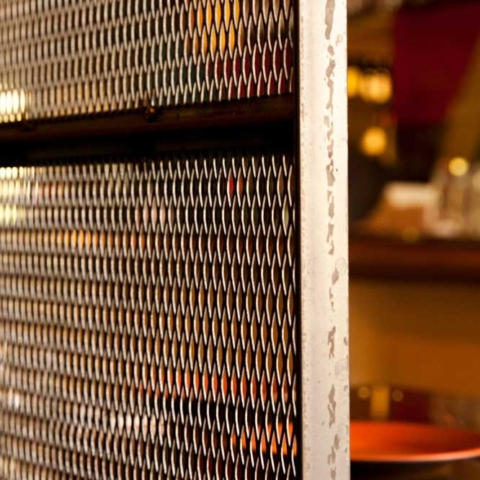restaurant Divider close by Steel & Smith
